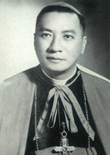 Archbishop Paul Nguyen Van Binh